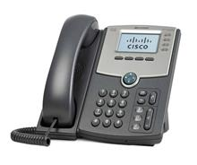 CISCO SPA 514 Corded IP Phone